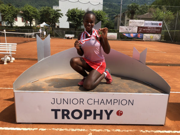 Junior Champion Trophy U16 – Outdoor 2019